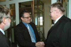 Herr Dr. Vieweger, Vorstand des Verbandes Sächsischer Wohnungsgenossenschaften e. V.