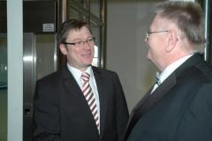 Herr  Kaßler, Geschäftsführer des DDIV e.V.
