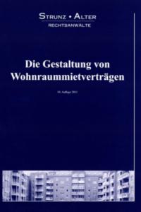 Titelbild des Leitfaden Vertragsgestaltung für Vermieter